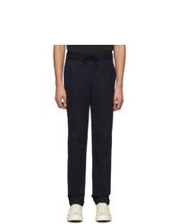 Темно-синие брюки чинос от A.P.C.