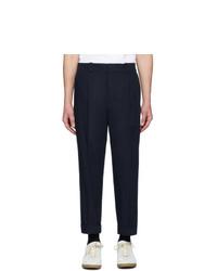 Темно-синие брюки чинос от Acne Studios