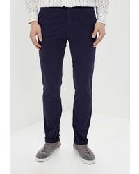 Темно-синие брюки чинос от Adolfo Dominguez