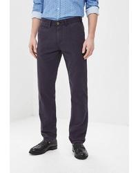 Темно-синие брюки чинос от Baon