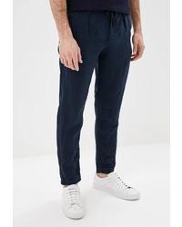 Темно-синие брюки чинос от BOSS HUGO BOSS