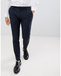Темно-синие брюки чинос от Burton Menswear