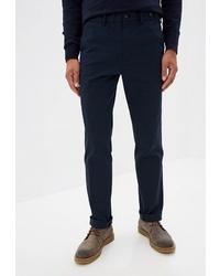 Темно-синие брюки чинос от Calvin Klein
