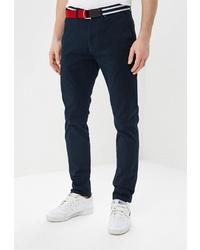 Темно-синие брюки чинос от Celio