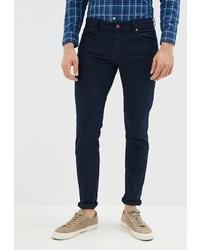Темно-синие брюки чинос от Colin's