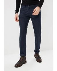Темно-синие брюки чинос от CUDGI