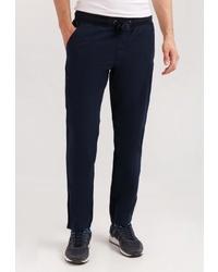Темно-синие брюки чинос от FiNN FLARE