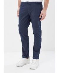 Темно-синие брюки чинос от Hopenlife