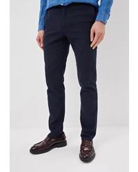 Темно-синие брюки чинос от O'stin