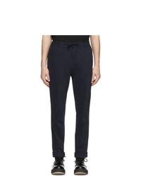 Темно-синие брюки чинос от Officine Generale