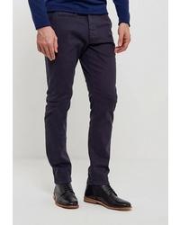 Темно-синие брюки чинос от Produkt