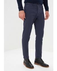 Темно-синие брюки чинос от Quiksilver