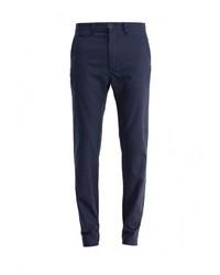 Мужские темно-синие брюки чинос от SPRINGFIELD