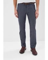 Темно-синие брюки чинос от Tom Tailor