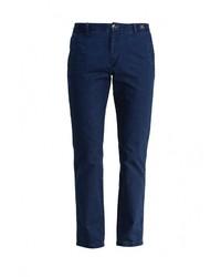 Мужские темно-синие брюки чинос от Tommy Hilfiger