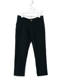Детские темно-синие брюки для мальчику