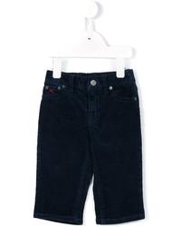 Детские темно-синие брюки для мальчику от Ralph Lauren