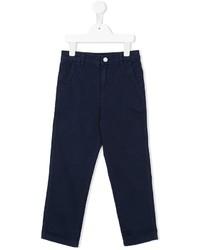 Детские темно-синие брюки для мальчику от Stella McCartney