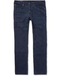 Мужские темно-синие вельветовые джинсы от Polo Ralph Lauren