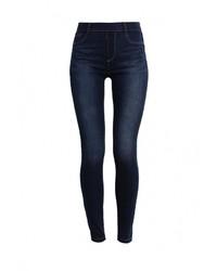 Темно-синие джинсы скинни от Dorothy Perkins