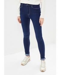 Темно-синие джинсы скинни от Pepe Jeans