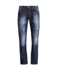 Мужские темно-синие джинсы от Alcott