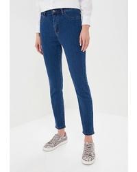 Женские темно-синие джинсы от Befree
