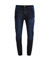 Мужские темно-синие джинсы от Brave Soul