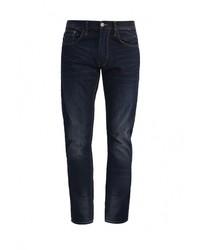 Мужские темно-синие джинсы от Casual Friday by Blend