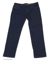 Мужские темно-синие джинсы от Delahaye