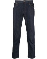 Мужские темно-синие джинсы от Emporio Armani
