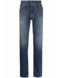 Мужские темно-синие джинсы от Etro