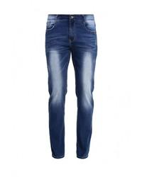 Мужские темно-синие джинсы от Forex