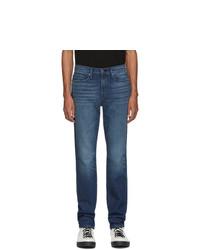 Мужские темно-синие джинсы от Frame
