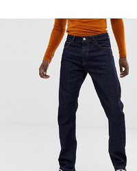 Мужские темно-синие джинсы от Heart & Dagger