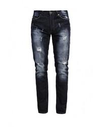 Мужские темно-синие джинсы от Hopenlife