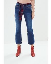 Женские темно-синие джинсы от Jacqueline De Yong