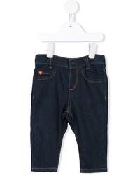Детские темно-синие джинсы для мальчику от Kenzo