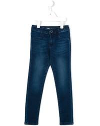 Детские темно-синие джинсы для девочке от Levi's