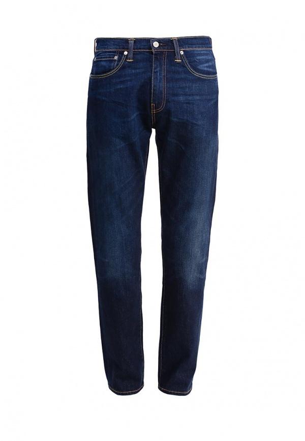Мужские темно-синие джинсы от Levi's