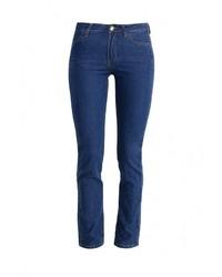 Женские темно-синие джинсы от Modis