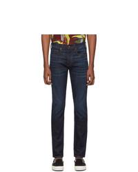 Мужские темно-синие джинсы от Rag and Bone