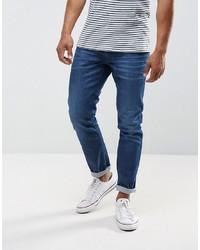 Мужские темно-синие джинсы от Replay
