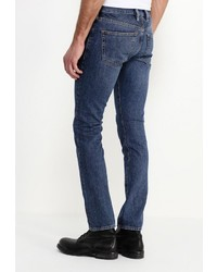 Мужские темно-синие джинсы от River Island