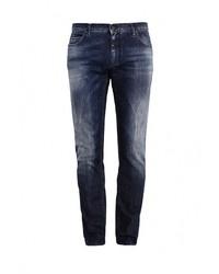 Мужские темно-синие джинсы от Sisley
