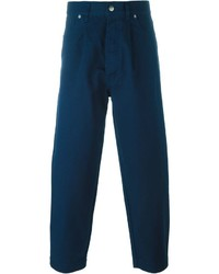 Детские темно-синие джинсы для мальчиков от Societe Anonyme