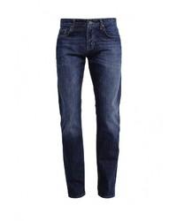 Мужские темно-синие джинсы от Tom Farr