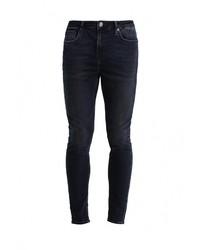 Мужские темно-синие джинсы от Topman