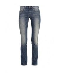 Женские темно-синие джинсы от United Colors of Benetton