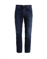 Мужские темно-синие джинсы от Wrangler